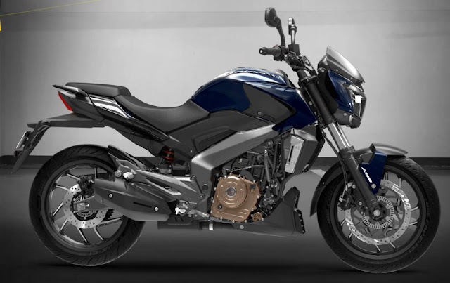 BAJAJ Dominar 400 Stunning Bike