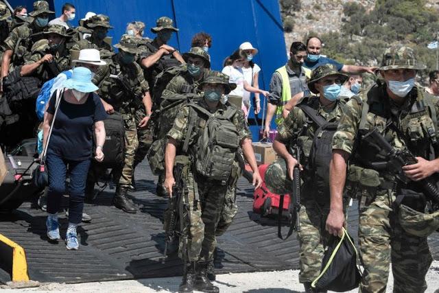 Tak Gentar! Yunani Siap Hadapi Militer Turki-Rusia, Bersiaplah Perang Akan Segera Pecah