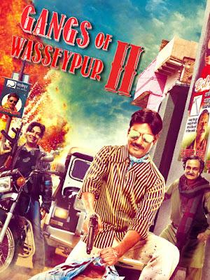 Gangs Of Wasseypur 2012 Part 2 [Hindi 5.1ch] 720p | 480p BRRip ESub x264 1.2Gb |450Mb