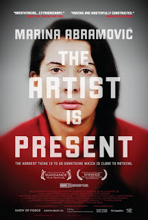 Marina Abramovic The Artist Is Present – DVDRip AVI Legendado