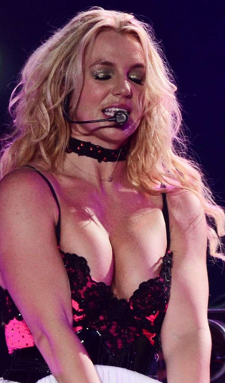And bra panties spears britney