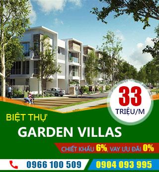 Biệt thự Long Biên Garden Villas, Biệt thự Hà Nội Garden City, Biệt thự Hà Nội Garden Villas