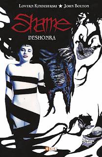 """Reseña de """"Shame: Deshonra"""" de Lovern Kindzierski [ECC Ediciones]"""