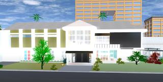 ID Rumah Raffi Ahmad Di Sakura School Simulator