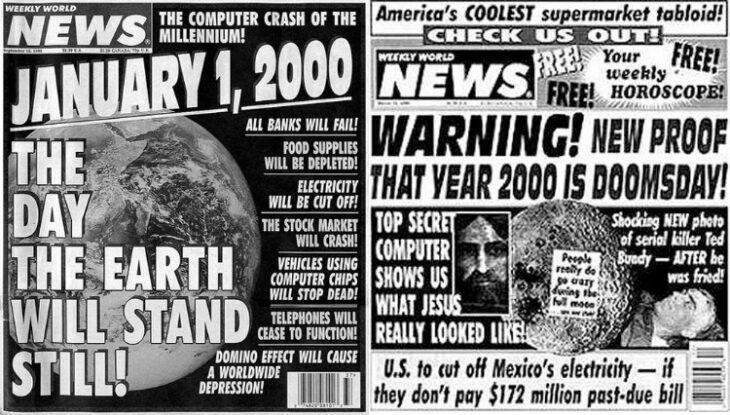 10 Eventos que delataron la estupidez masiva de gente