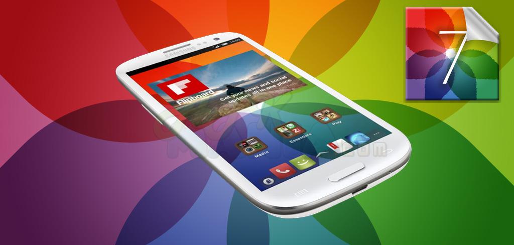 Ios 7 Iphone Wallpaper: 3D IOS7 Parallax LWP 1.0.1 APK
