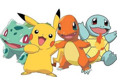 Nama-Nama Pokemon dan Gambarnya