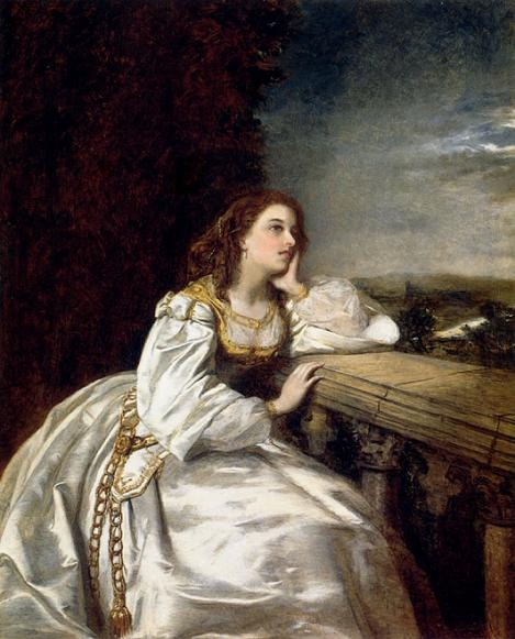 William Powell Frith - Джульетта»