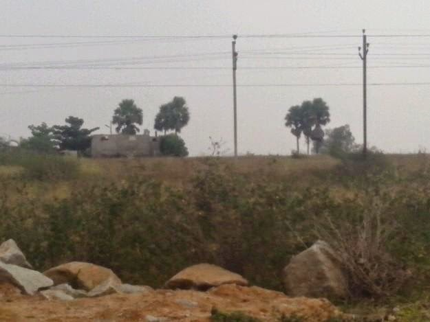 7 5 acres Sagar Highway Face Land for sale at Agapally, 5KM