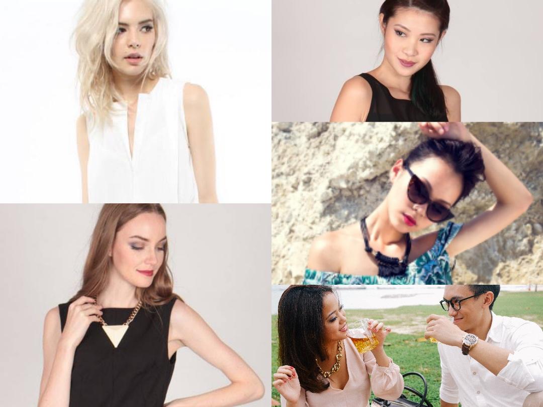 Freelance Makeup artist Singapore Portfolio