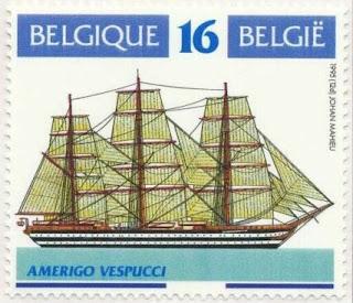 Belgium Amerigo  Vespucci