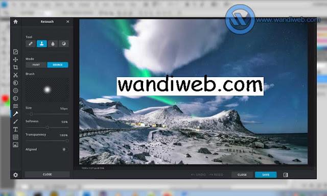 5 Cara Menghilangkan Watermark di Foto/Gambar - WandiWeb