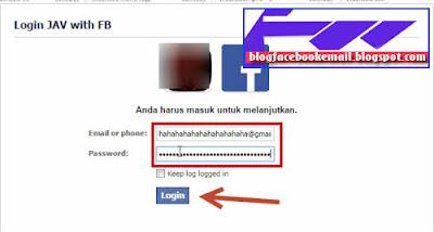 Beginilah Tutorial Orang Lain Mencuri Password Akun di Facebook 2