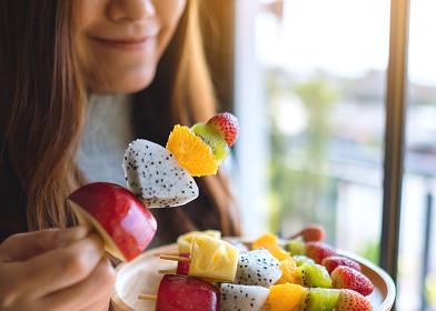10 Ide Snack Sehat Tinggi Protein Dari Vegetarian