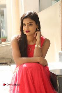 Telugu Actress Anusha Stills at Dhyavudaa Movie Teaser Launch  0033.JPG
