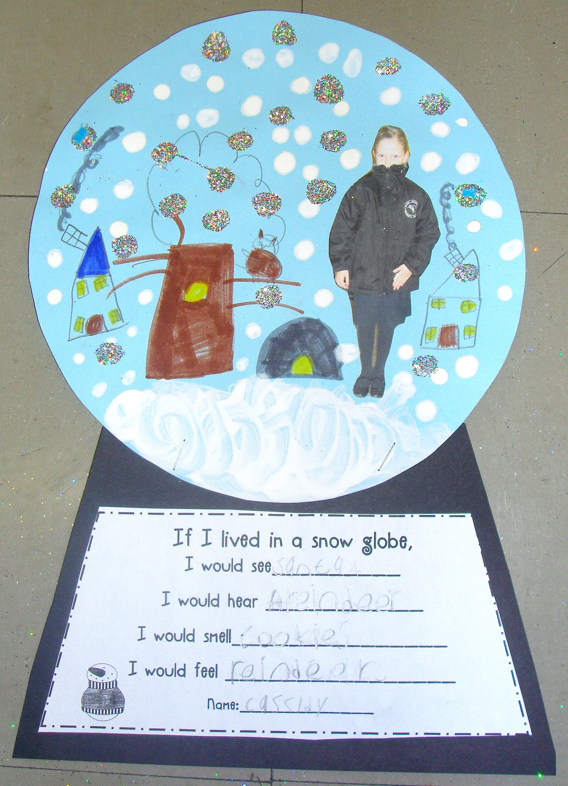 22 Classroom Winter Crafts That We Want to Try Right Now