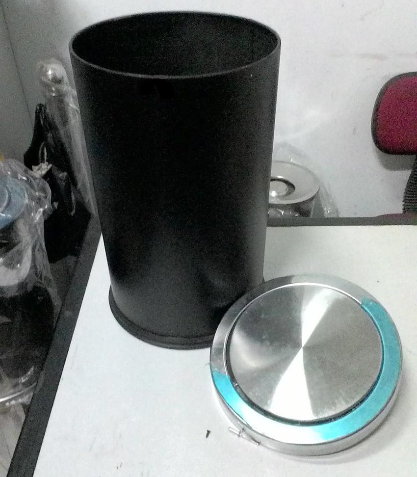Tempat Sampah Tutup Swing Stainless Steel Jaya Pt Bumi Zehn Plastic Bin Large Kami Juga Menjual Galvalum Black Limited Edition Dengan