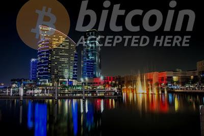 شركة خدمات حكومية في دبي توافق على إستخدام البيتكوين bitcoin في الدفع !