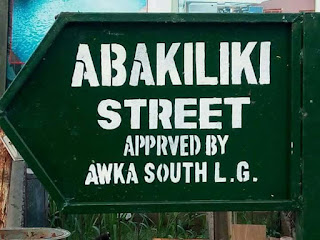 Abakiliki street still exists in Awka, LG Chairman clears controversy over street renaming