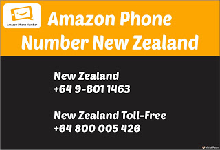 Amazon Phone Number New Zealand