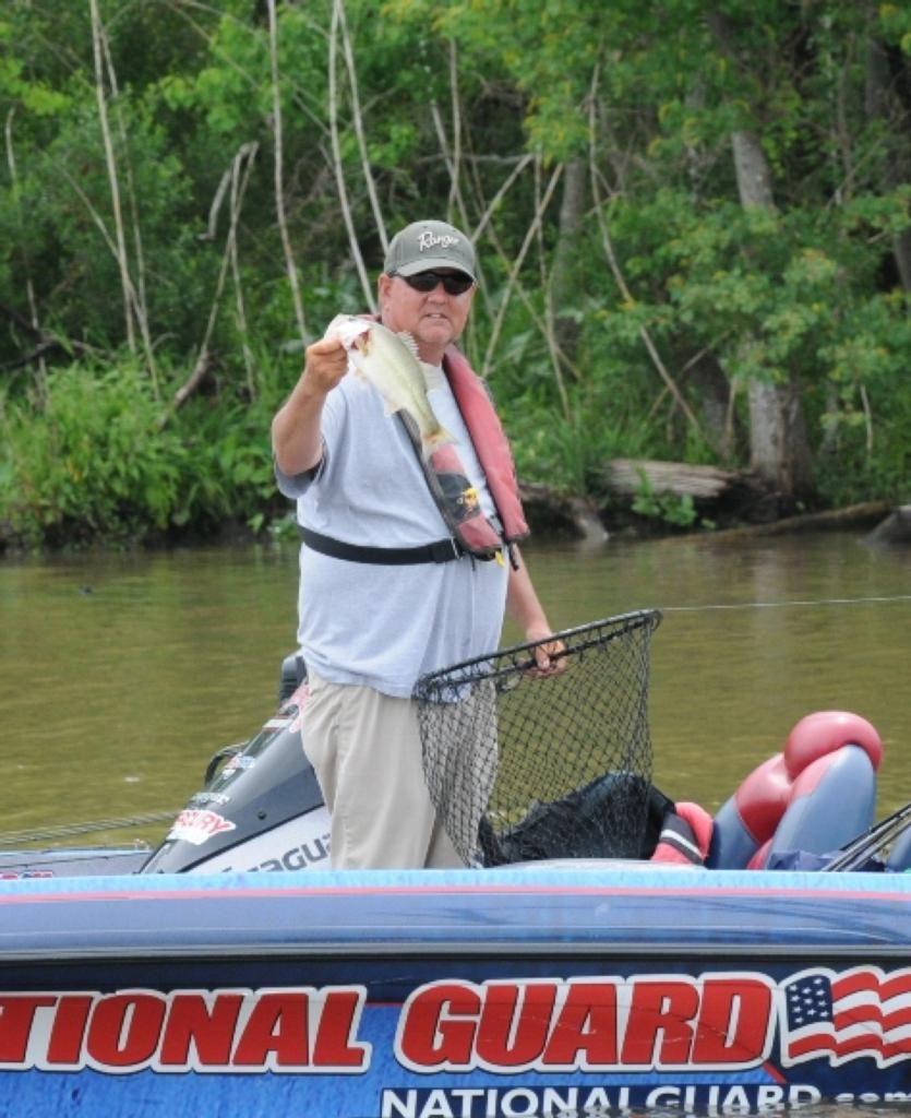 West neck creek ramblings bass tournaments not always for Michigan bass fishing tournaments
