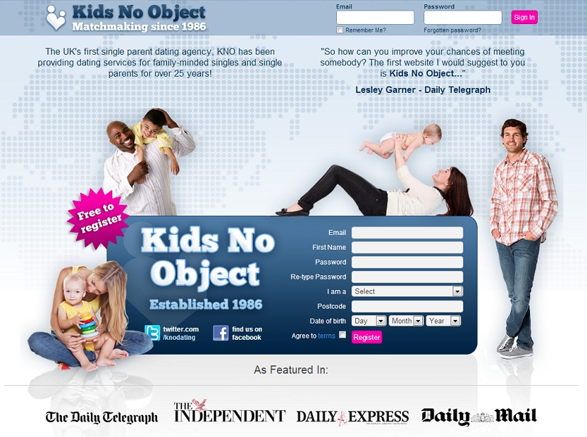online dating website for kids