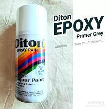 Diton Sprayer Paint Epoxy