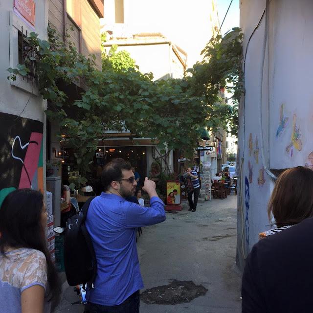 Global Cyber University Korea Campus: New York Academy Of Art: Istanbul Residency, Part 1