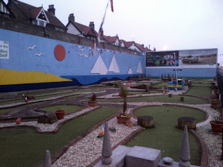 Photo of the 18-hole Mini Golf course in Herne Bay, Kent