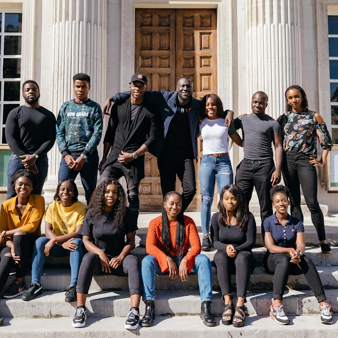 Stormzy Launches 'The Stormzy Scholarship' For People Of Colour To Go To Cambridge