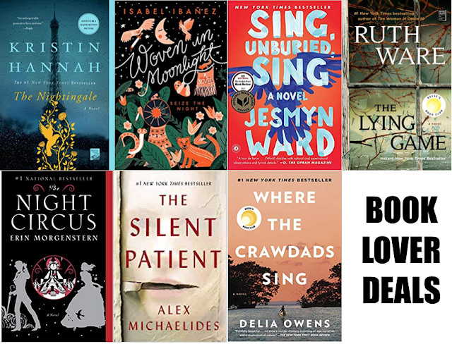 Book Lover's Day Favorite Reads