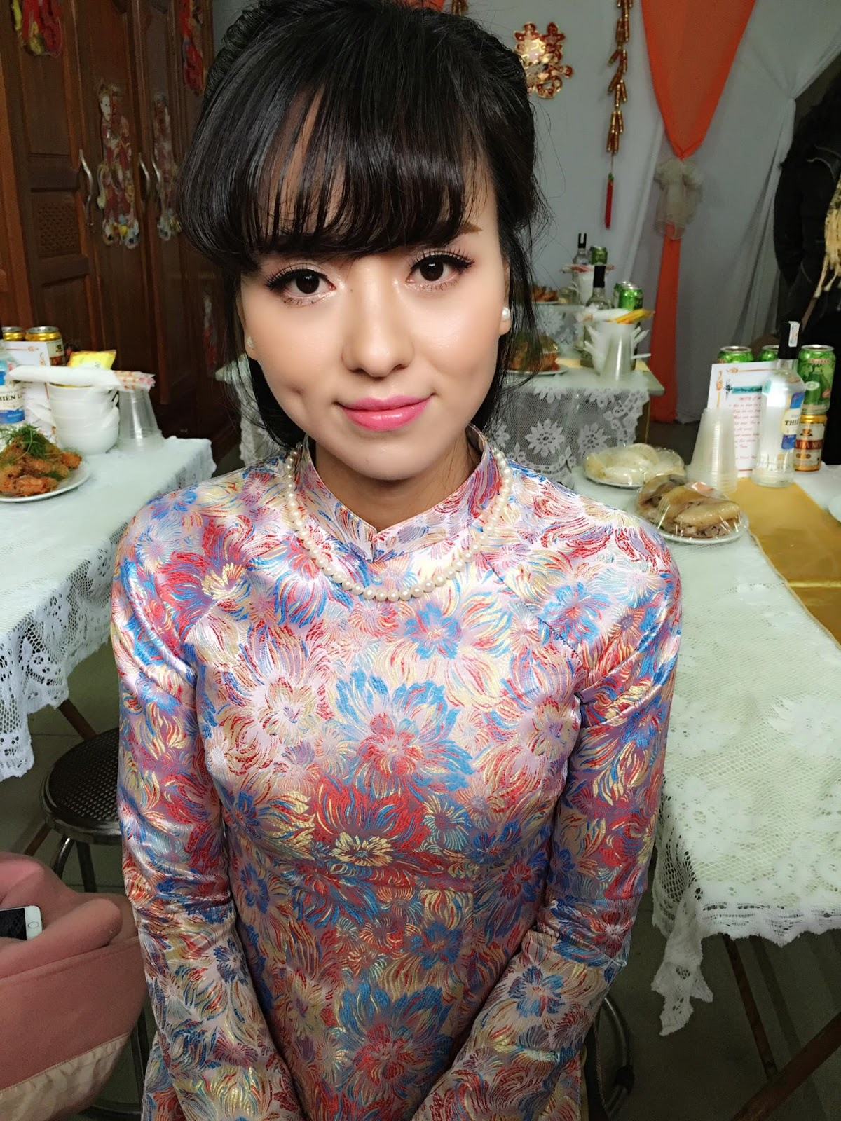 Nhận trang điểm cô dâu tại Bắc Ninh