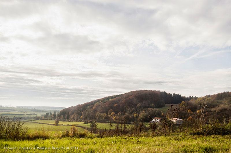 paisagem de Luxemburgo