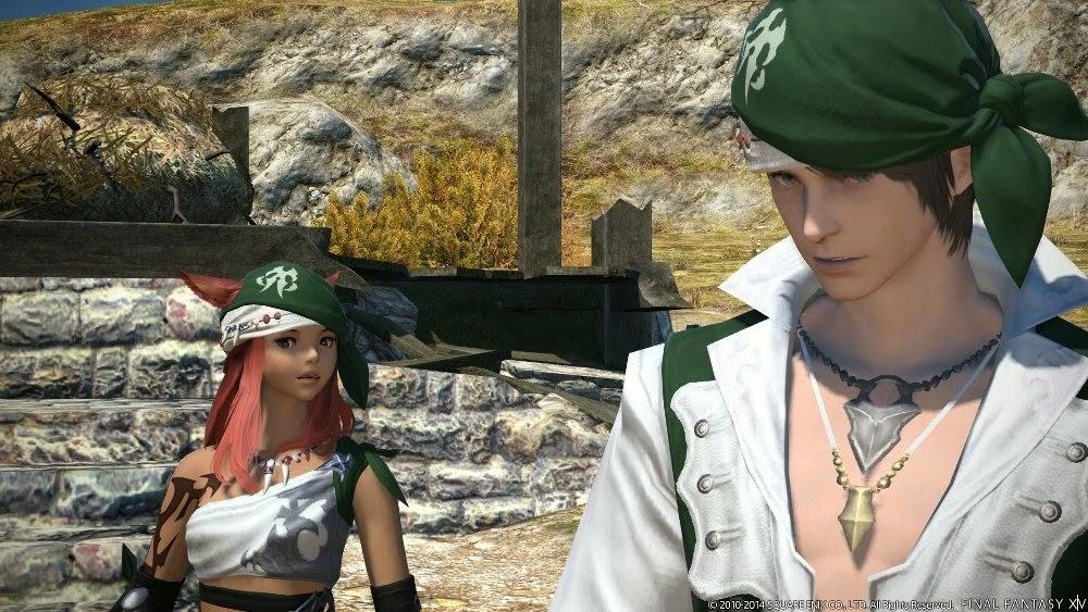 Otaku Gamers UK - News & Reviews: News: Final Fantasy XIV