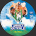 Angels In The Outfield DVD Label