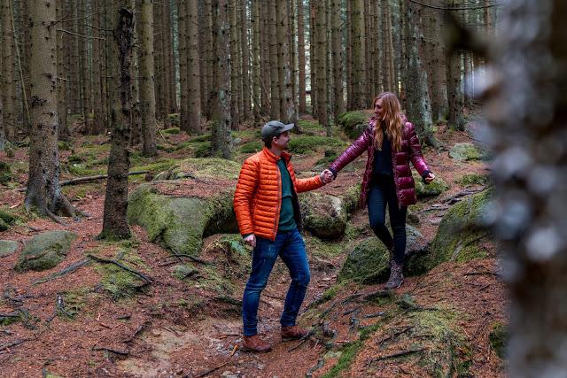 Herbstwanderung im Harz | Torfhaus – Eckerstausee – Bad Harzburg 01