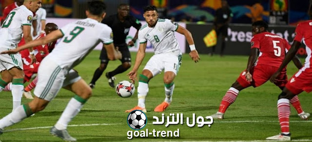 نتيجة مواجهة السنغال والجزائر في نهائي كأس الأمم الأفريقية