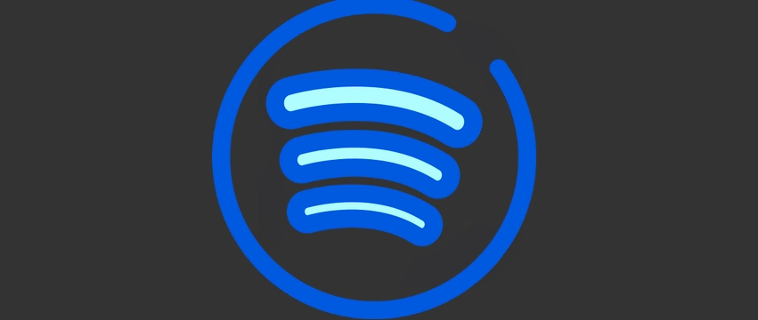 Spotify++ blue premium for iphone