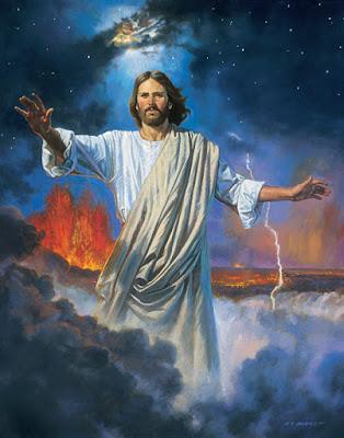 Jesús gobernante del mundo neoatierra