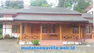 Villa Di Lembang Yang Murah Ada Kolamnya Untuk 20 orang