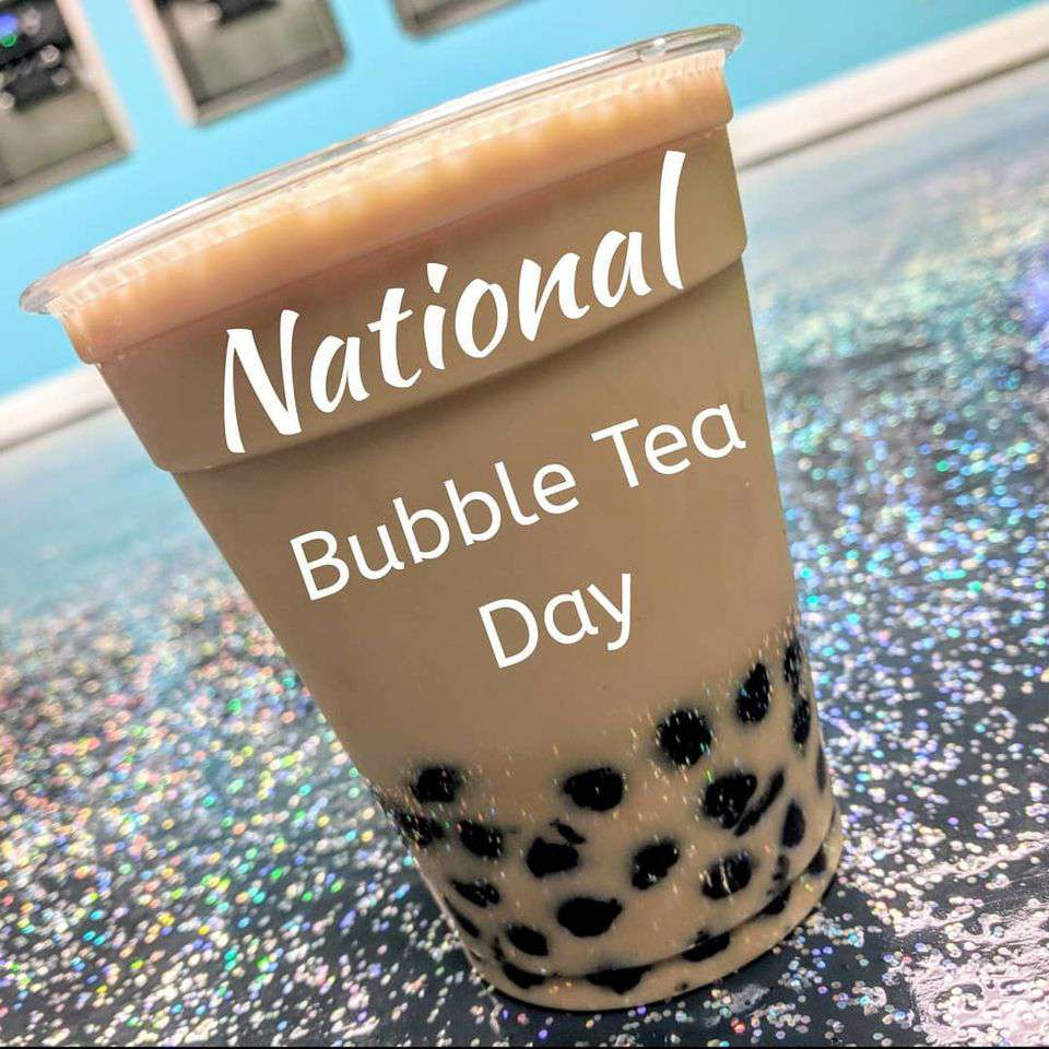National Bubble Tea Day Wishes for Whatsapp