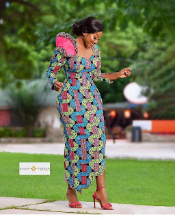 Latest African Print Styles