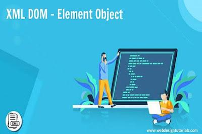XML DOM - Element Object