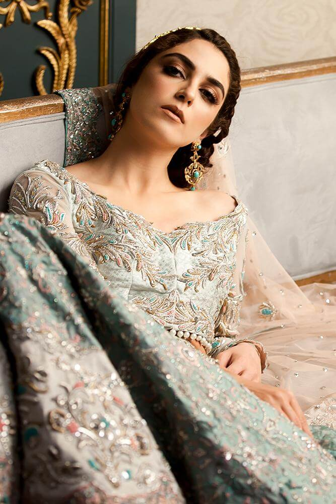 Ammara Khan Bridal Collection 2019
