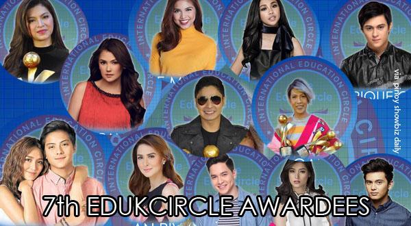 Complete List of 7th EdukCircle Awardees