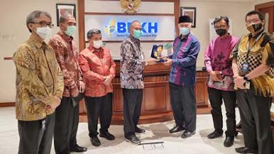 BSI dan BPKH Dukung Bank Nagari Menjadi Syariah