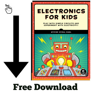 Free Download PDF Of Electronics For Kid Play With Simple Circuits