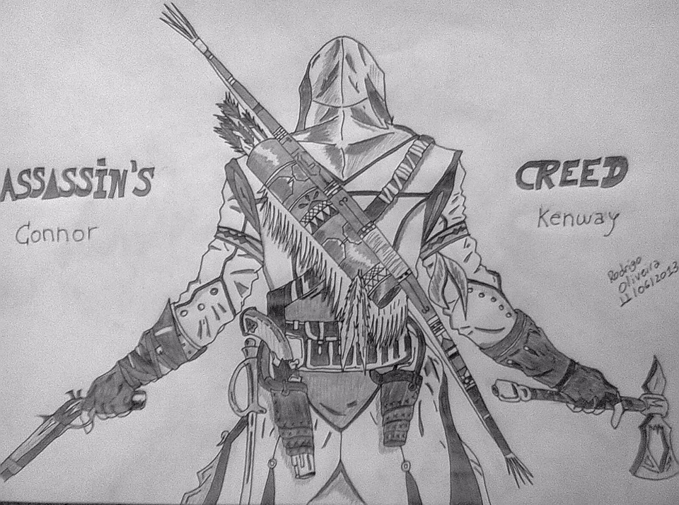 Diamond Bloodied Assassin S Creed