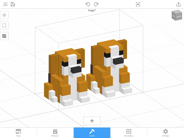 How to Resize the Grid in Mega Voxels Play