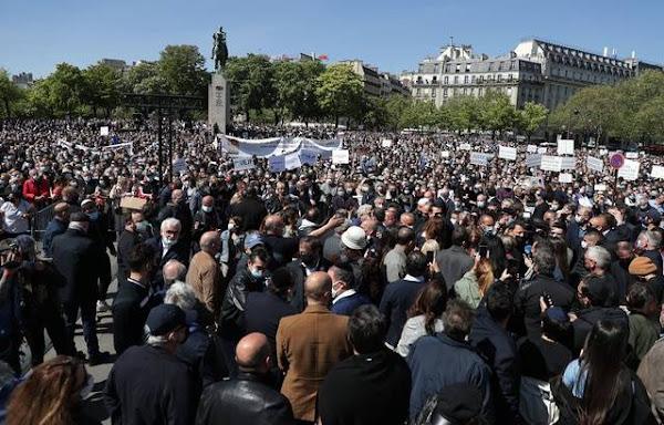 Meurtre de Sarah Halimi : Plus de 26.000 manifestants en France pour réclamer « justice »